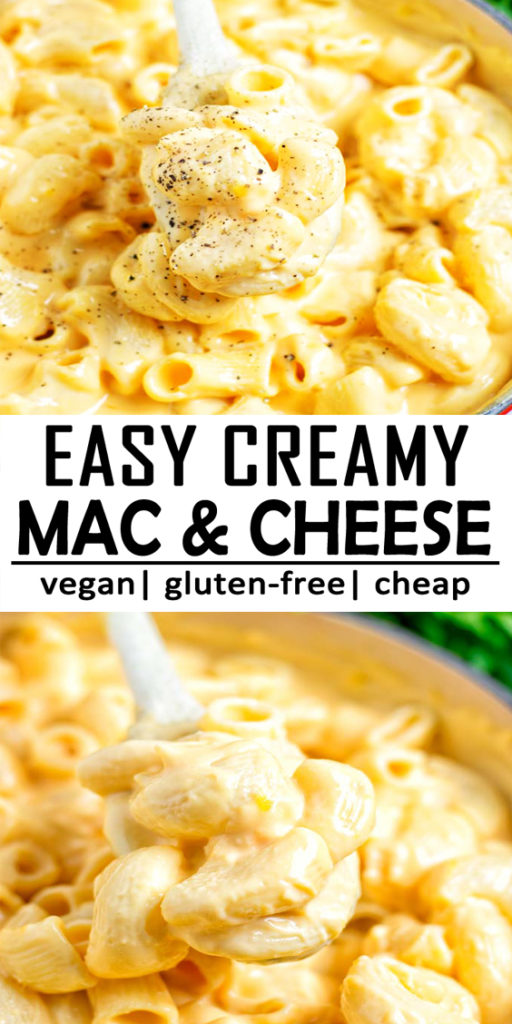 Easy Creamy Mac and Cheese